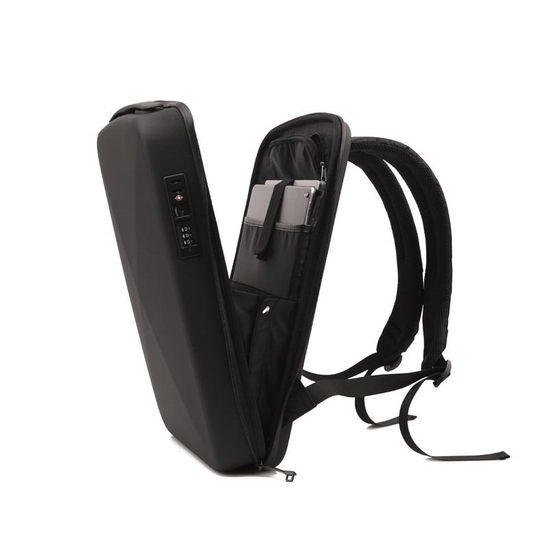 Stylish Mochila Daypacks Men Ultra Slim Laptop Backpack Ultra Light Computer Backpack Bags Business Office Men Back Pack Bags