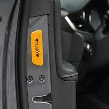 4/juego de pegatinas reflectantes para exteriores de advertencia de seguridad para el coche para Subaru Forester Outback legity impresión 15 BRZ