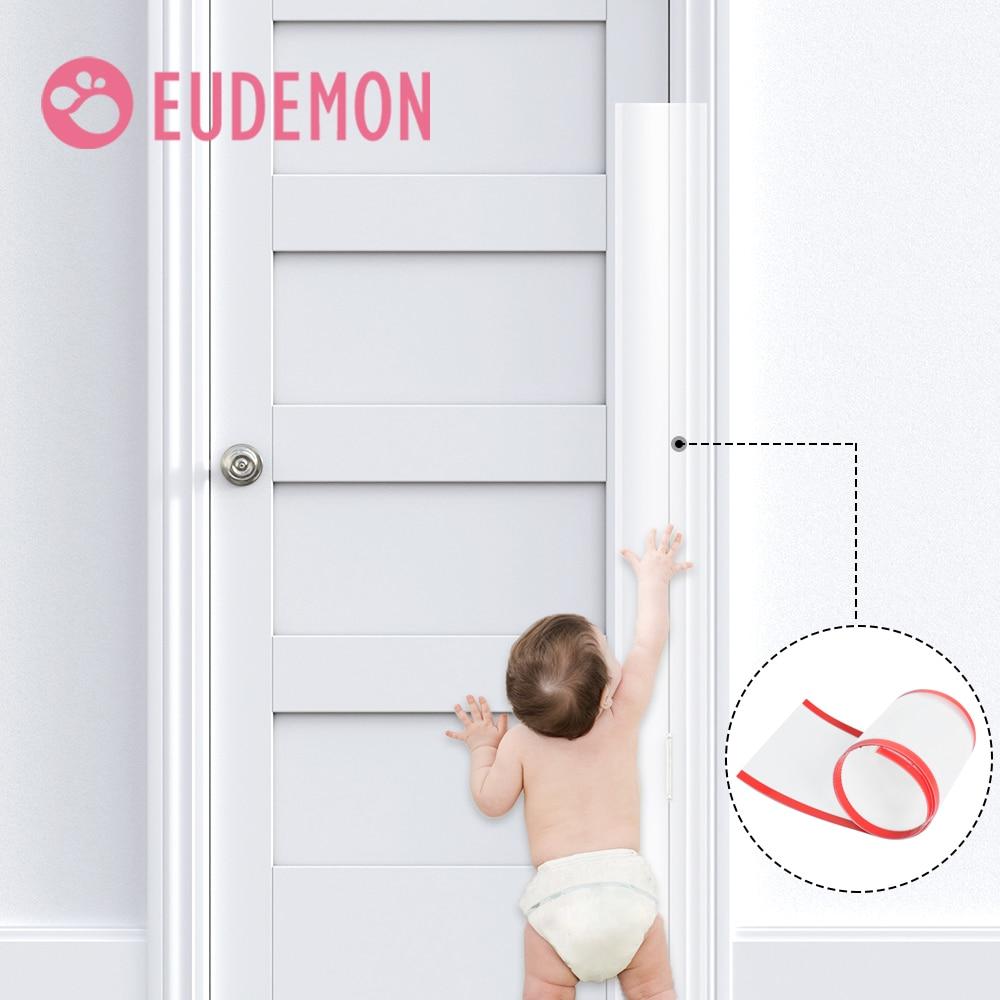 EUDEMON Child Safety Door Hinge Protector Cover Finger Pinch Guard Baby Security For Door Domestic Kindergarten School