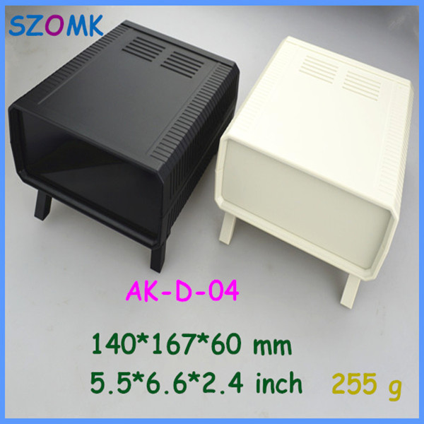6 pcs) desktop electric meter panel 140*170*60mm custom plastic abs ...