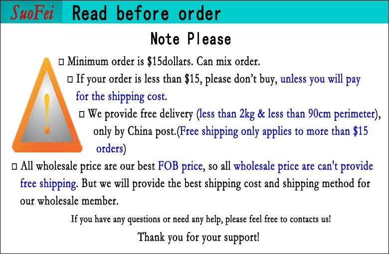 2Read before order (wholesale)