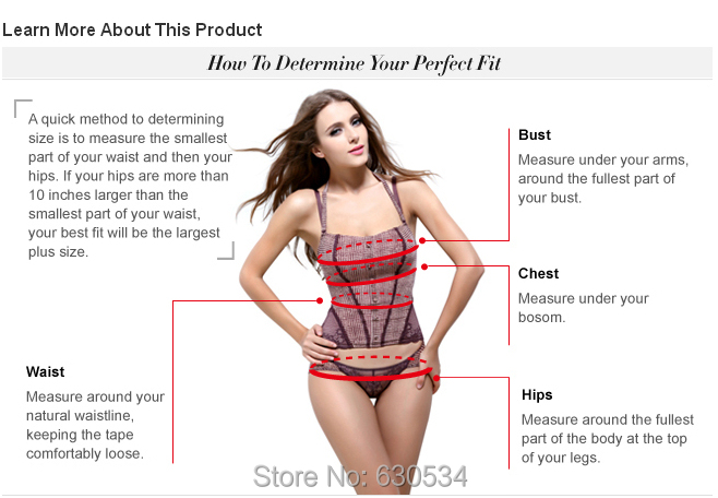 how to determine your perfect fit