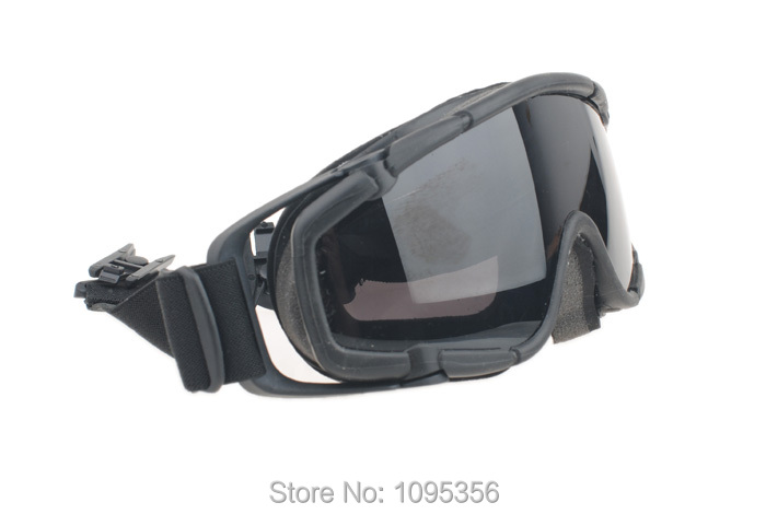 goggle for helmet