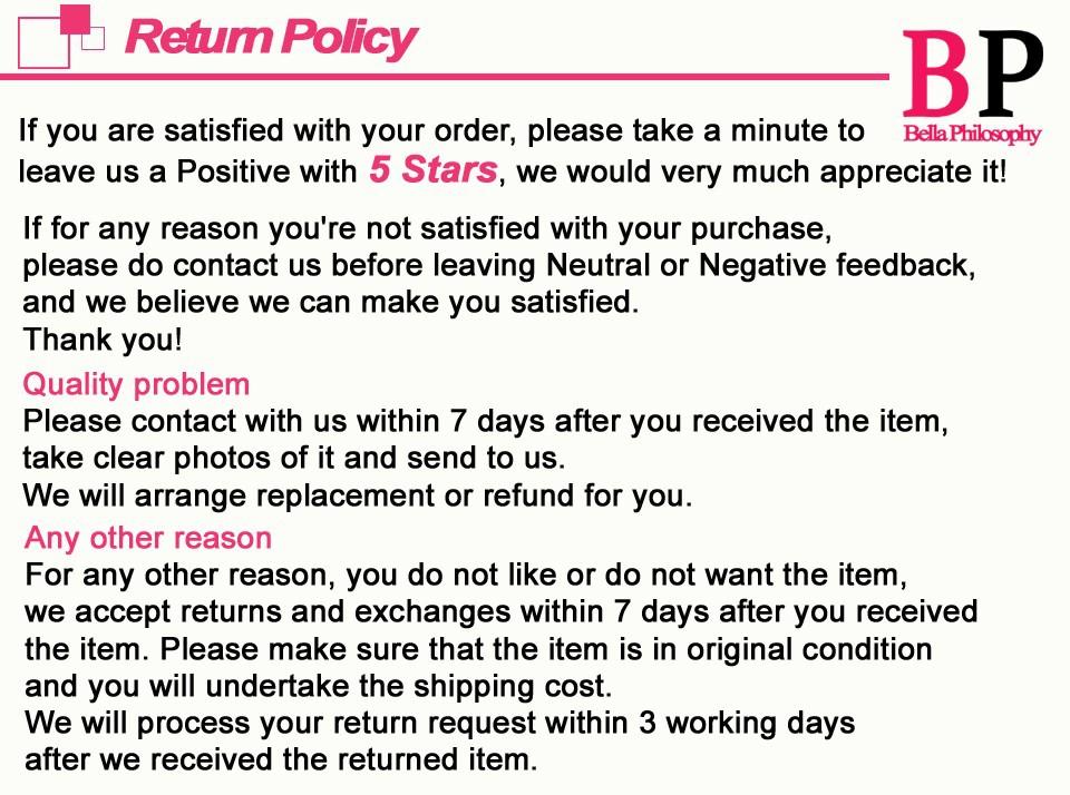 Return Policy0503