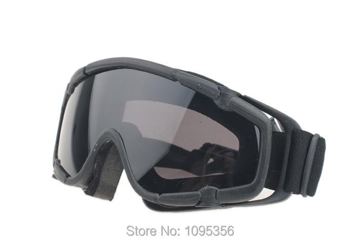 Óculos anti nevoeiro Ballistic Óculos De Proteção Para Capacete