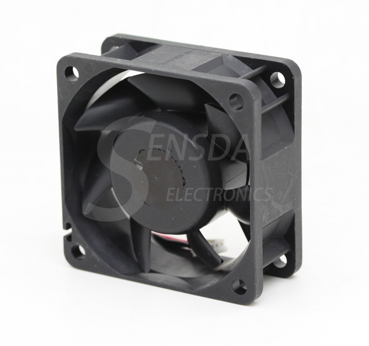 Delta 6CM QFR0612DH 60mm 1.1A DC 12V 3-pin server case axial cooling fans blower