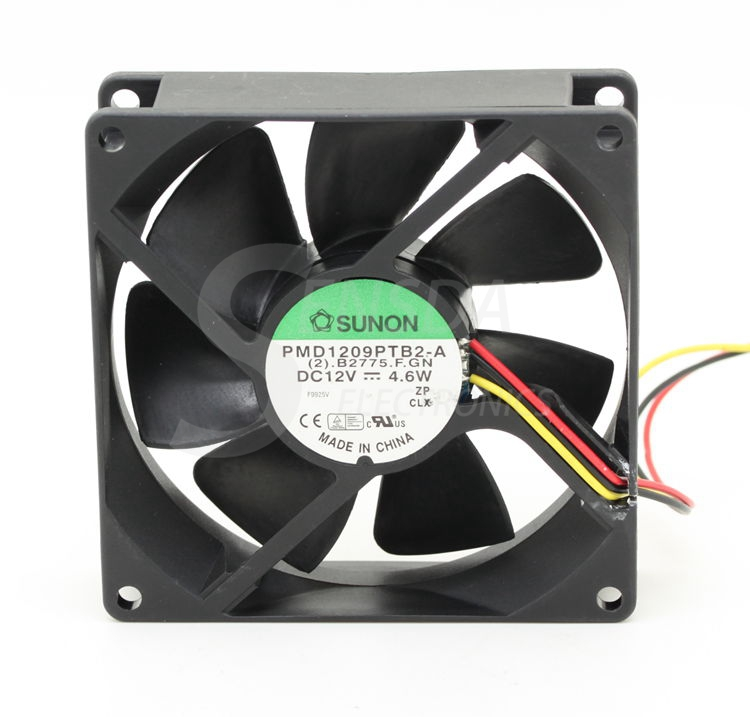 Sunon PMD19PTB2-A 9025 9cm 90mm DC 12V 4.6W server axial cooler blower cooling fans