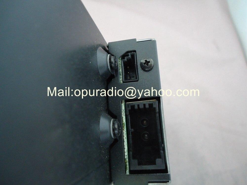 Alpine 6-устройство смены компакт-дисков для Mercedes W220 S430 S500 cd-чейнджер MC3330 MC3520 A2038703389, работающего на постоянном токе 12 В в nagative сделано в Венгрия