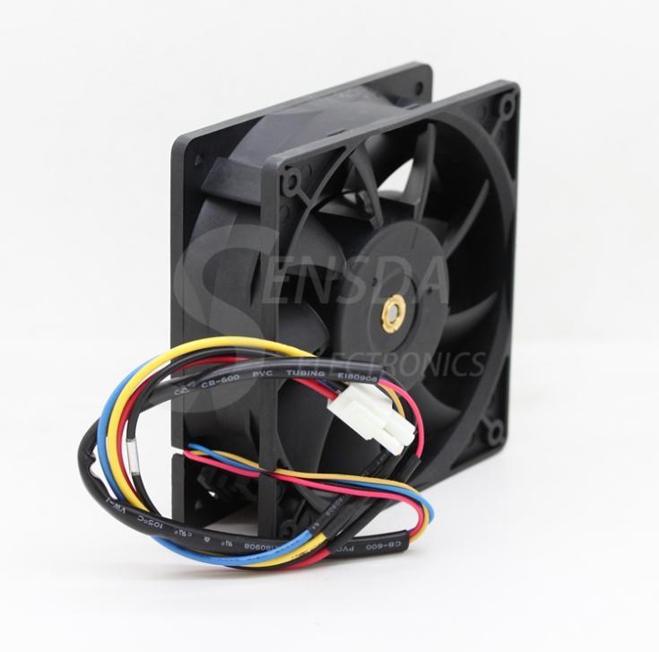 Для delta FFB1248EHE 12 см 120 мм 12038 DC 48V 0.75A 4-контактный pwm сервера индустриальный осевой инвертор охлаждающими вентиляторами