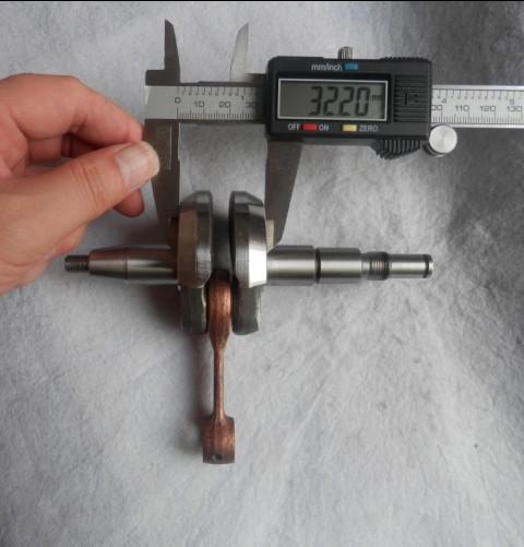 коленчатый вал подходит бензопила 029 039 ms290 ms310 ms390 бесплатная доставка цепная пила коленчатый вал в сборе заменить ОЕМ п / п 1127 030 0402