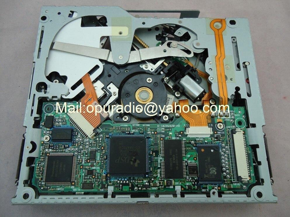Абсолютно Alpine одиночный CD механизм DP33M21A DP33M DP33 CD механизм для Mercedes-Benz Автомобильный CD проигрыватель