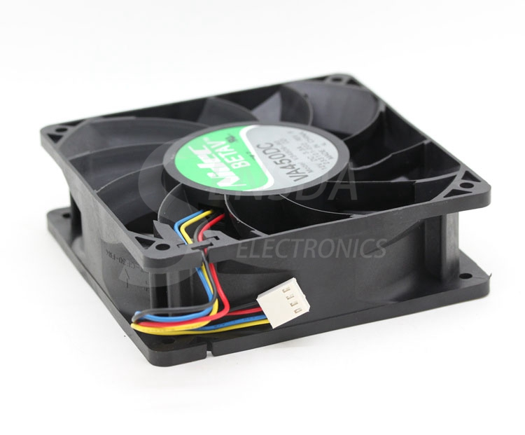 Nidec VA450DC V34809-90 CQ1 Super strong 12V 3.3A 12CM 1mm axial server inverter cpu computer cooling fans