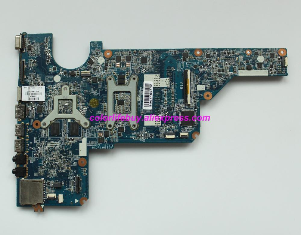 Image 2 - Genuine 636375 001 DA0R13MB6E0 HD6470/1G HM65 Laptop Motherboard Mainboard for HP Pavilion G4 G6 G7T Series NoteBook PC-in Laptop Motherboard from Computer & Office