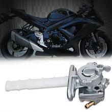 Мотоцикл Фюле Бензобак переключатель спускного крана клапан для Suzuki Katana 600 GSX600F 750 GSX750F 1998 1999 2000 2001 2002-2006 Универсальный