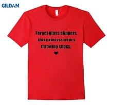 GILDAN Discus Shot Put Thrower Princess T-Shirt