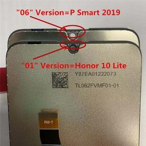 "Image 5 - 6.21 ""オリジナル m & セン p スマート 2019 名誉 10 lite RNE L21 RNE L23 液晶表示画面 + タッチパネルスクリーンデジタイザ + ツール"
