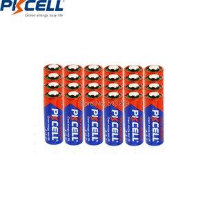 Image 1 - Bateria alcalina 8f10r k23a l1028 23a a23 v23ga mn21 23a 12 v baterias primárias e secas para lâmpada 24 pces pkcell 12 v 23a bateria alcalina
