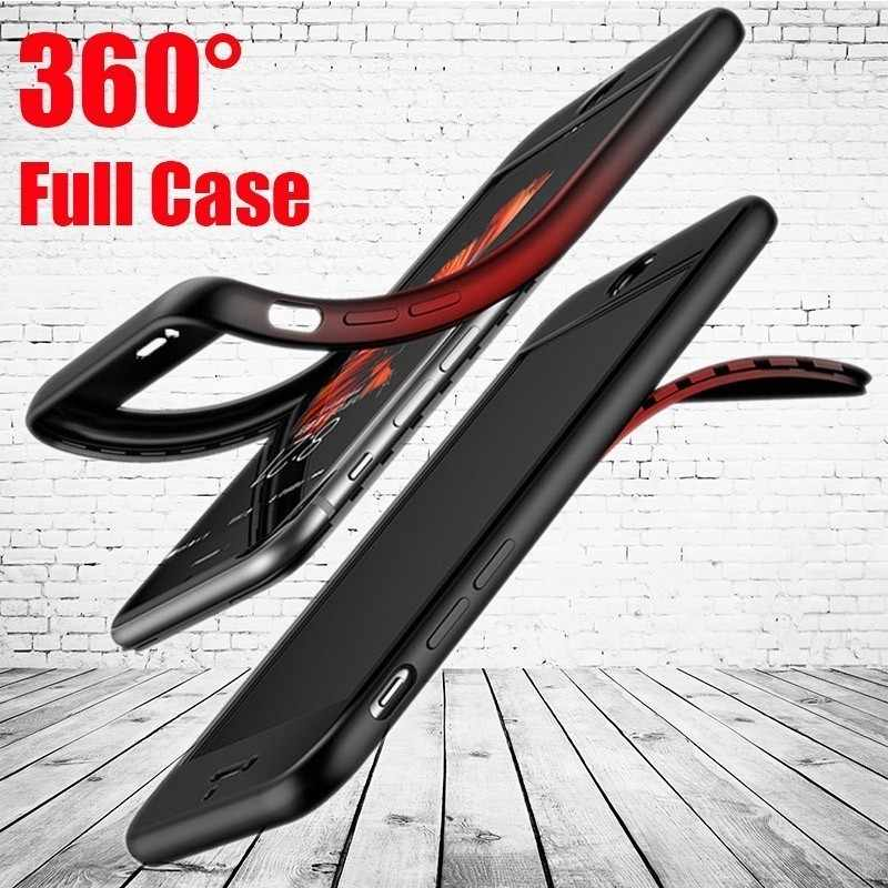 360 Full Tpu Case For Huawei Honor Note 10 8A 8X Y9 Y3 Y5 Y6 2017 2018 Lite Y7 Prime V10 V20 Nova 4 4E Soft Silicone Back Cover