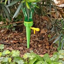 Установка для полива 1 шт. автоматический полив для полива сада капельный спринклер комплект полив инструмент может контролировать скорость капель