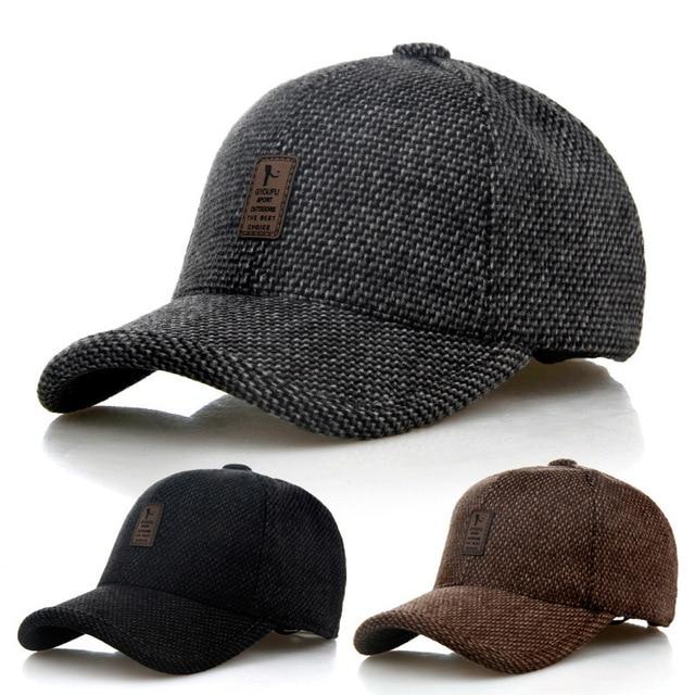 Nueva gorra de béisbol para hombre gorra ajustable Casual ocio sombreros  Color sólido moda Snapback verano a1f3d50a32d