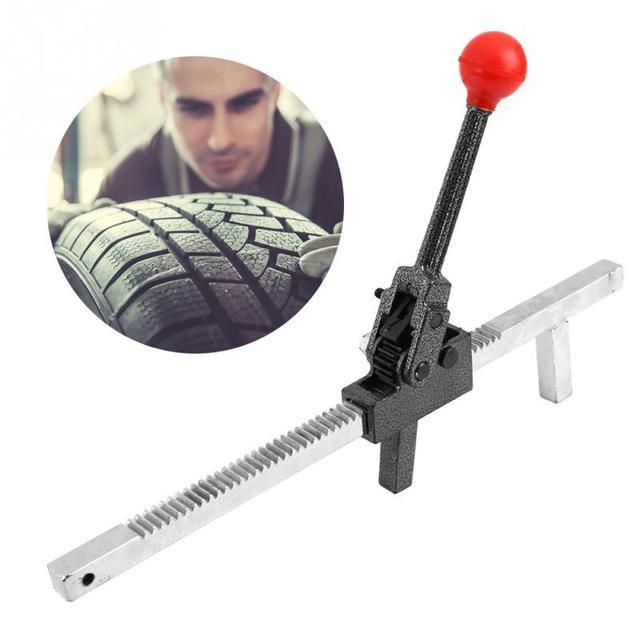 Piezas de reparación de rueda de coche herramienta de reparación de neumáticos Manual expansor de Neumáticos Accesorios de coche herramientas de reparación de automóviles