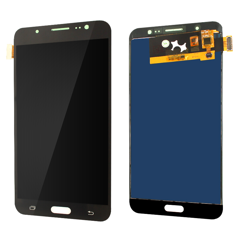 Für Samsung Galaxy J7 2016 J710FN J710M J710MN J710 <font><b>J710F</b></font> <font><b>LCD</b></font> Display Touch screen montage Einstellbare ersatz image