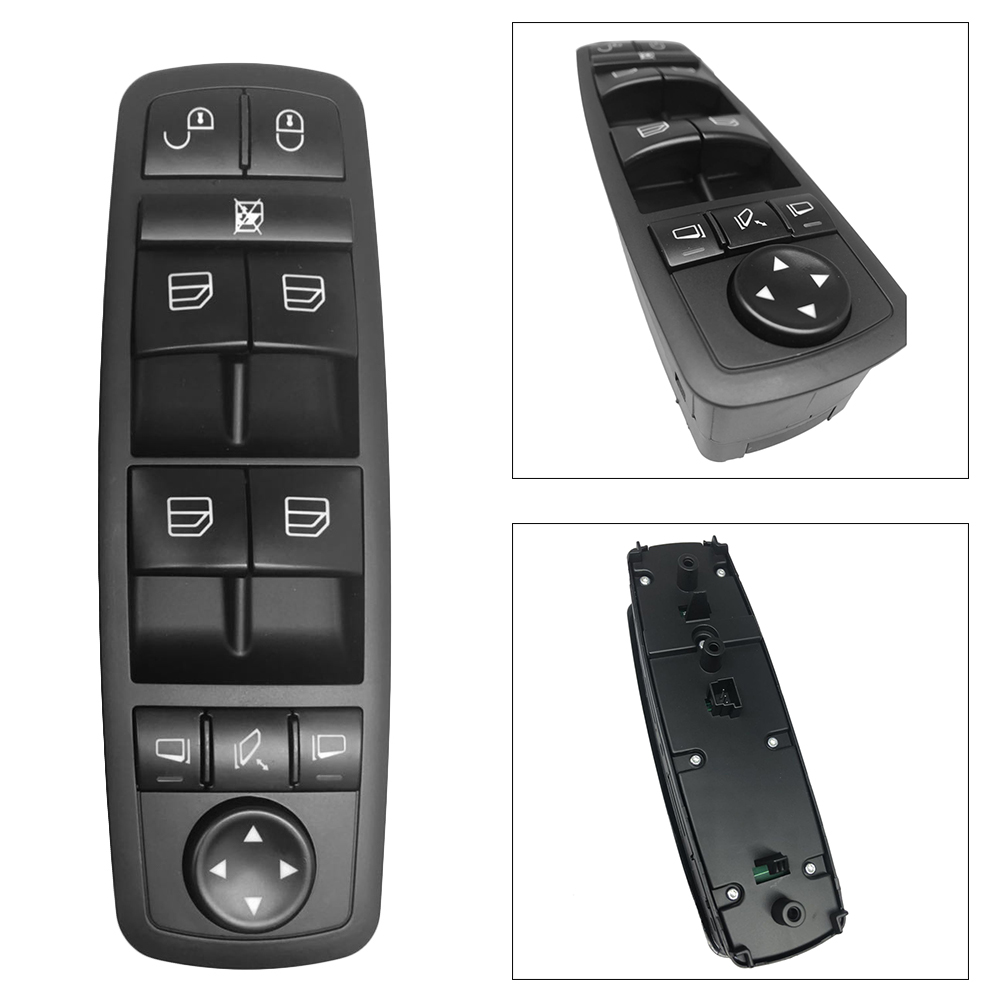 Master Window Switch For Mercedes A Class W169 2004 2012 B Class W245 B200 2005 2011