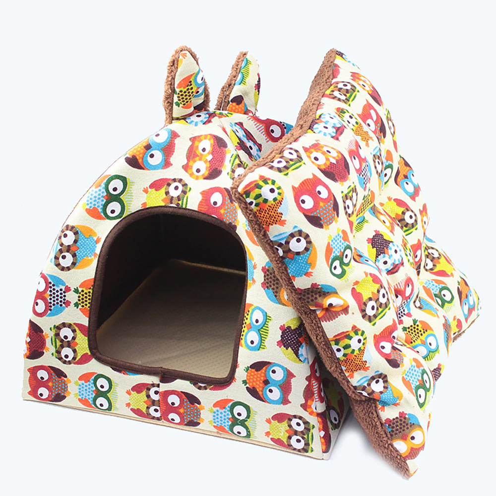 houkiper-hot-sell-pet-dog-cat-tent-house-kennel-winter-warm-nest-soft-foldable-sleeping-mat-pad-pet-accessories-drop-shipping