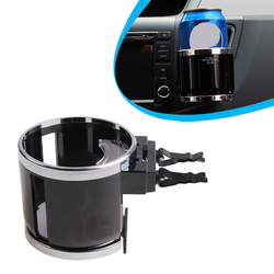 High Quality Car Cup Holder Coffee Organizer Car Drinking Phone Holder easily removes Coins Indoor