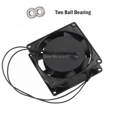20 pieces 220V 240V 80MM 8025 8CM AC FAN 50/60Hz 2400RPM Exhaust Axial Fan PC Laptop Cooling Fan emacro for kaku ka1725ha2 ac 220 240v 0 20 0 17a 172x172x51 server square fan