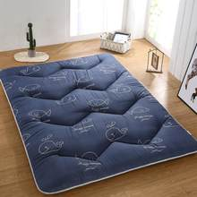 Mattress Tatami Mat Folding Mattress for Bedroom Sleeping on Floor Mat Folding Mats Without Pillows Cusion Wholesale Price(China)