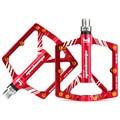 Bikein Pro велосипедный сверхлегкий Mtb педаль 4 герметичных подшипника Bmx Платформа Плоские Педали Алюминиевый Cnc горный велосипед ножка T