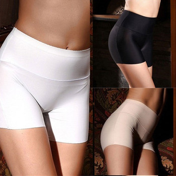 2019 New Women Soft Cotton Seamless Safety High Waist Short Pants Hot Sale Female Summer Under Skirt Shorts Breathable Tights women's panties