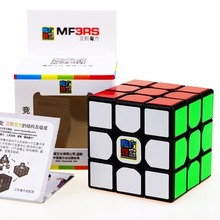 Moyu Mofangjiaoshi 3x3x3 Mf3rs Magic Cube Puzzle Stickerless Professional Fidget Speed Cube Magico Educational Toys For Children leadingstar moyu 3rd mf3rs speed magic cube puzzle sticker less 56mm professional cube cubo magico educational toys for children