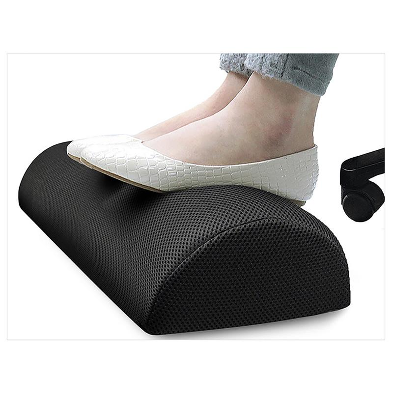 Carpets & Rugs Feet Cushion Support Foot Rest Under Desk Feet Stool Foam Pillow For Home Computer Work Long Kitchen Carpet