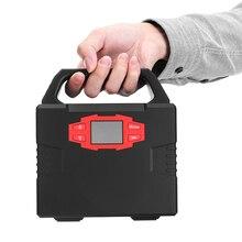 40800 мАч 110 В 150 Вт UPS литиевый запасной Солнечный источник питания модифицированный синусоидальный Светодиодный дисплей Портативный Автомобильный аварийный блок питания