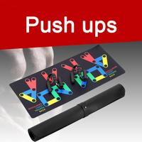 New Push Up Rack Fitness Building Body Support Workout Exerciser Push Stands Mat For GYM And Home Training Body Portable Unisex