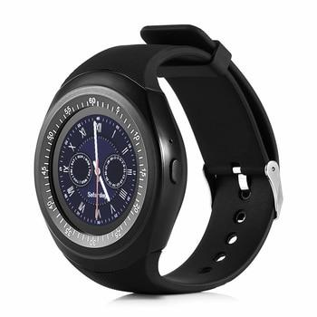 Alfawise 696 Y1 Smartwatch Phone 696 Bluetooth Y1 Smart Watch Relogio Android SmartWatch Phone Call GSM Sim умные часы smart watch y1