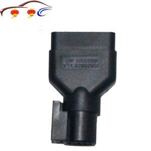 Для диагностического инструмента G M TECH2 TECH2 OBD II 16 PIN OBD2 адаптер с разъемом No. 3000098 OBD 2 OBDII Auto Scanner tech