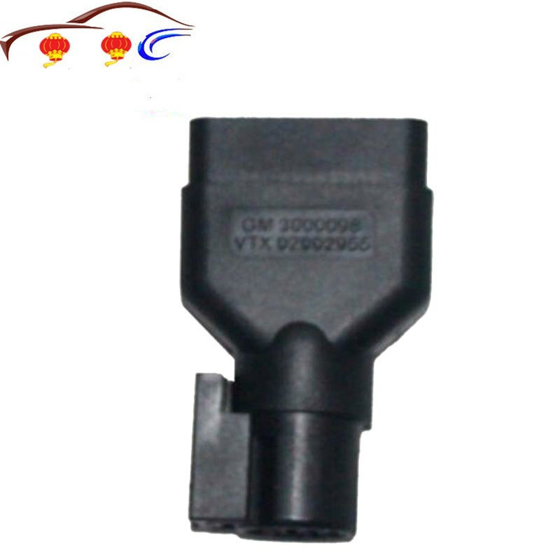 Für G M TECH2 Diagnose Werkzeug TECH2 <font><b>OBD</b></font> II 16 PIN <font><b>OBD2</b></font> Adapter Mit No. 3000098 <font><b>OBD</b></font> <font><b>2</b></font> Stecker OBDII auto Scanner tech image