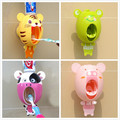 Auto Toothpaste Dispenser Device Easy Squeeze Wall Mount Cute Gift Home Decor Toothpaste dispenser Holder