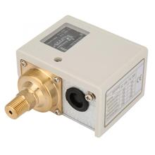 "PT1/4"" Eletronic 24V~380V Pressure Control Switch for Air Water Pump Compressor High Quality"