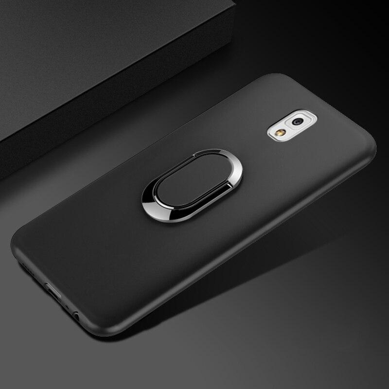 3 4 Coque Para Samsung Galaxy Note Caso De Luxo Macio Silicone Preto