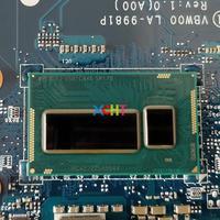 נייד מחברת MXM3Y 0MXM3Y CN-0MXM3Y w I5-4200U CPU VBW00 LA-9981P עבור Dell Inspiron 15R 5537 3537 מחברת מחשב נייד PC Mainboard Motherboard (4)
