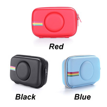 New Outdoor Waterproof Protective Case EVA Retro Cover Camera Bag Fashion Shockproof Portable For Polaroid Snap Touch