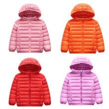 6b42e498fd0f7 Filles Garçons Veste De Mode Coton Vêtements Enfants Manteau Bébé Fille  Hiver Chaud Survêtement Occasionnel pour 1-12 Ans enfant.