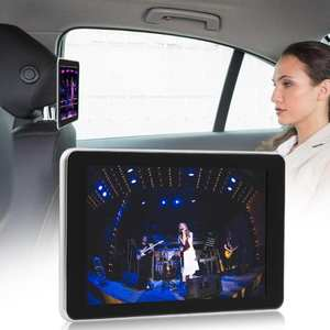 Hanging-Monitor-Bracket Car-Headrest High-Definition-Screen Universal 9inch LCD 12V Digital-Color