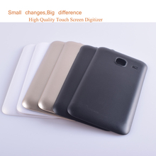 10Pcs/lot For Samsung Galaxy J1 Mini SM-J105F J105F J105H J105 Housing Battery Cover Back Case Rear Door Chassis