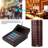 1-для-20 1,5 км подключение система вызова для ресторана беспроводной, для вызова подкачки очереди системы беспроводной система вызова из очер...
