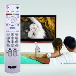 Image 4 - Evrensel TV uzaktan kumanda denetleyici yedek Sony TV için akıllı LCD LED RM ED007 RM GA008 RM YD028 RMED007 RM YD025 beyaz